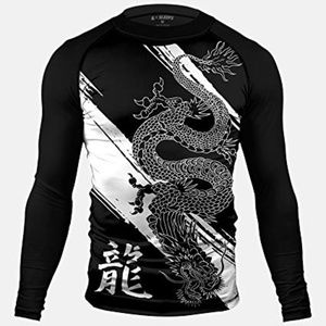 Sleefs Japanese Warrior Long Sleeve Jersey (NEW)